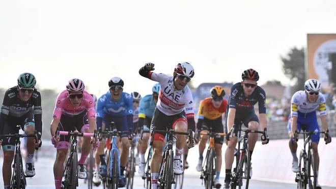 Diego Ulissi gewinnt die 13. Etappe des Giro d'Italia
