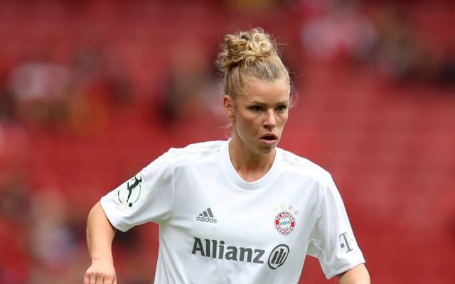 Linda Dallmann verlängert beim FC Bayern München