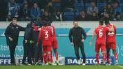 Achim Beierlorzer feierte zum Einstand als Mainz-Coach einen 5:1-Sieg bei der TSG Hoffenheim
