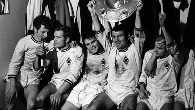 1970 gewannen die Fohlen erstmals die Deutsche Meisterschaft