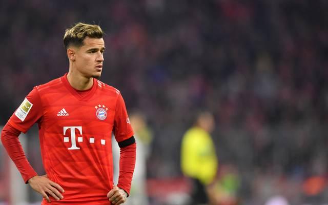 Philippe Coutinho sucht bei den Bayern weiter nach der Bindung zum Spiel