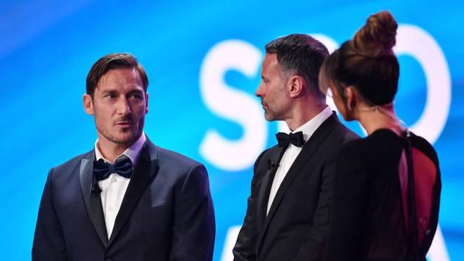 Francesco Totti schlägt einen neue Karriere-Weg ein
