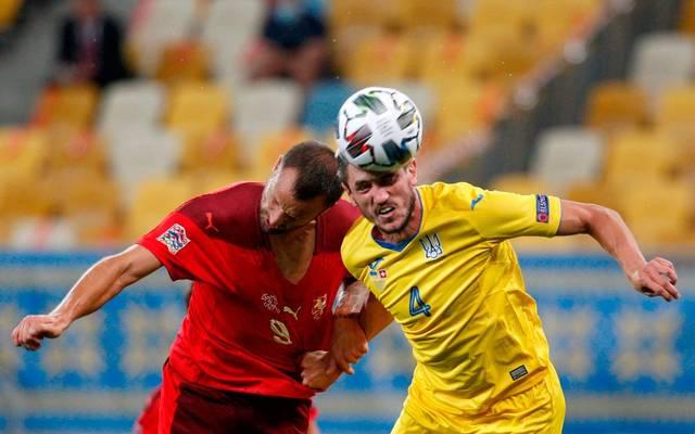 Haris Seferovic sorgte gegen die Ukraine für das 1:1
