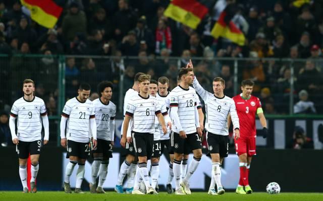Em Qualifikation Einzelkritik Zum Spiel Deutschland