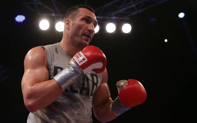 Wladimir Klitschko boxte zuletzt im April 2017