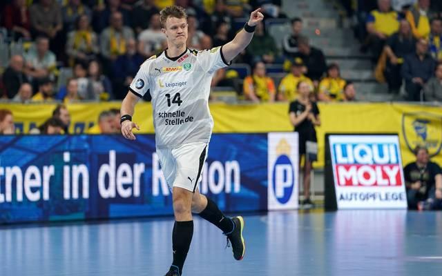 Niclas Pieczkowski bleibt in Leipzig