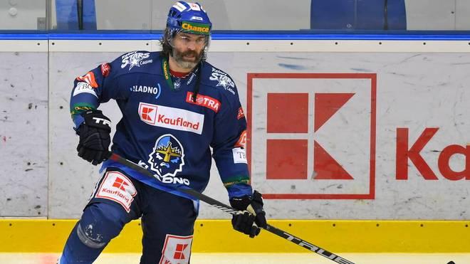 Jaromir Jagr setzt seine Eishockey-Karriere fort