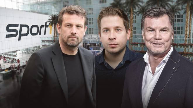 Markus Weinzierl und Kevin Kühnert sind zu Gast im CHECK24 Doppelpass