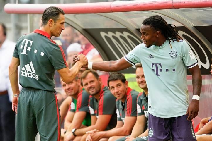Mit einem Freistoß-Kracher hat sich Renato Sanches beim FC Bayern zurück ins Rampenlicht katapultiert. Ein erster Hoffnungsschimmer nach zahlreichen Rückschlägen. SPORT1 blickt auf seine wechselhafte Karriere