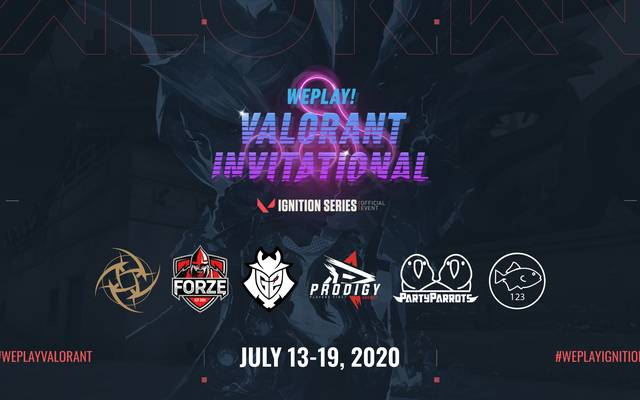 Das WePlay! VALORANT Invitational