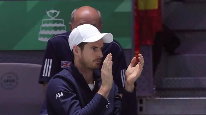 Andy Murray plant seine Grand-Slam-Rückkehr