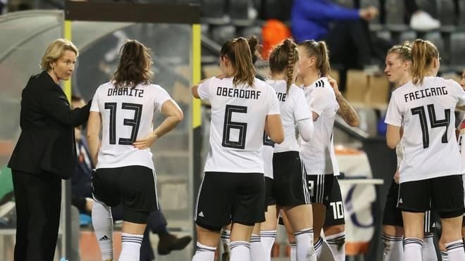 Fussball / Frauen-WM