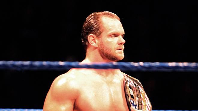 Chris Benoit war zwischen 2000 und 2007 bei WWE aktiv