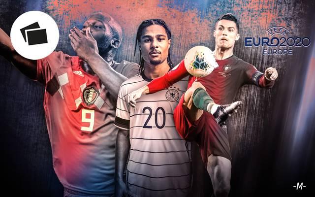 Em 2020 Diese Teams Sind Qualifiziert Sport1 Bildergalerie