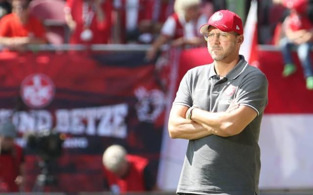 Sascha Hildmann ist nicht mehr Trainer beim 1. FC Kaiserslautern