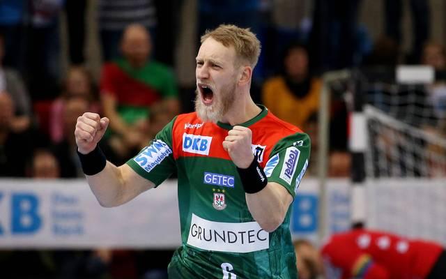 Der SC Magedburg ist für die Gruppenphase der European Handball League gesetzt