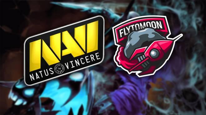 Dota2: Na'Vi übernimmt FlyToMoon-Roster auf Probe