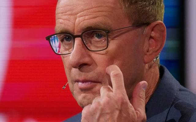 Ralf Rangnick wäre 2016 beinahe Nationaltrainer Englands geworden