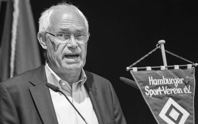 HSV PLUS Initiator Ernst-Otto Rieckhoff ist tot