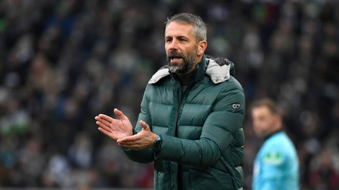 Marco Rose ist seit dieser Saison Trainer von Borussia Mönchengladbach