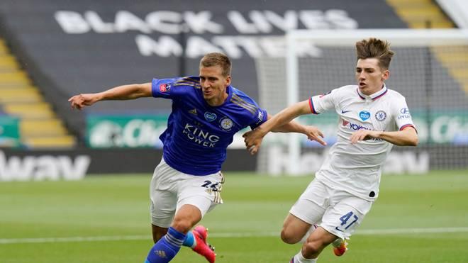 Chelsea und Leicester trafen zuletzt im FA Cup aufeinander