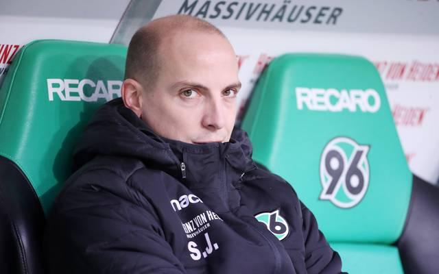 Jan Schlaudraff war nur ein halbes Jahr Sportdirektor von Hannover 96