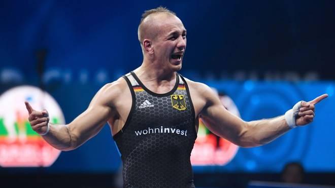 Frank Stäbler hat sich für die Olympischen Spiele in Tokio qualifiziert