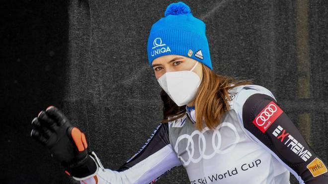 Petra Vlhova gewann in der Saison 2020/21 erstmals den Gesamtweltcup