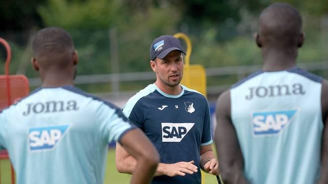 Startschuss für Sebastian Hoeneß im DFB-Pokal