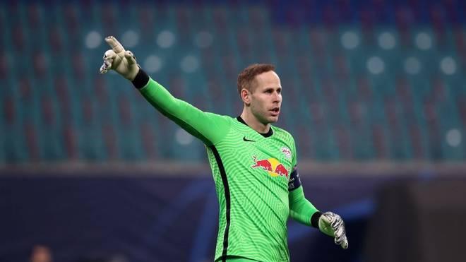 Leipzigs Keeper Péter Gulácsi hat sich in den letzten Jahren deutlich verbessert