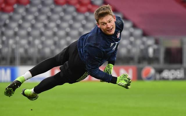 Alexander Nübel wechselte im vergangenen Sommer zum FC Bayern