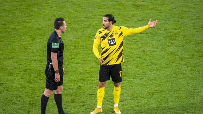 Emre Can ist gegen Leverkusen gesperrt