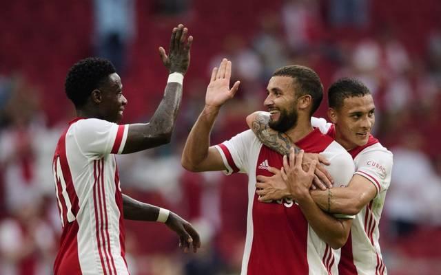 Ajax Amsterdam ist dank Bayern und PSG in der Gruppenphase der Champions League dabei