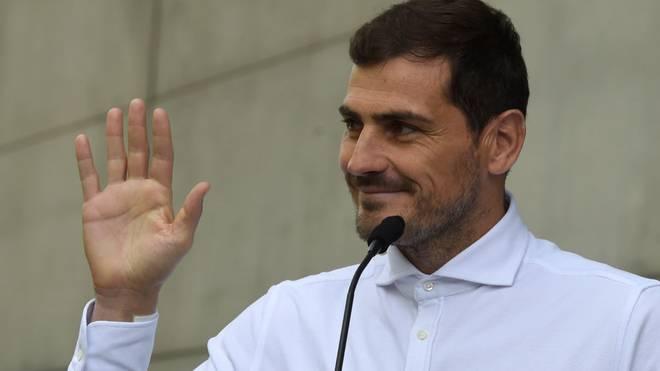 Iker Casillas wurde mit Spanien Welt- und Europameister