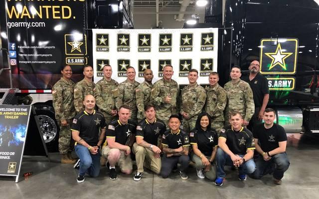 Die U.S. Army sucht seit 2018 in der Zielgruppe Gaming und eSports nach neuen Rekruten