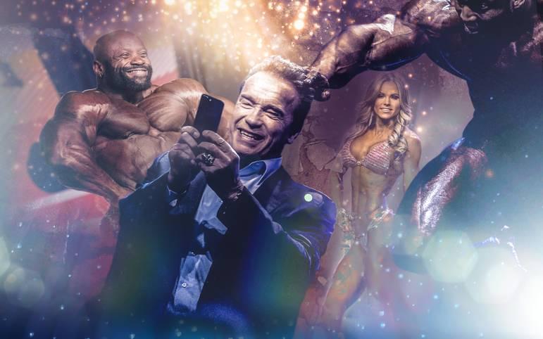 Wenn Arnold Schwarzenegger ruft, kommen die Kraftpakete in Scharen. Beim Arnold Sports Festival, dem weltweit größten Wettbewerb im professionellen Bodybuilding mit Preisgeldern im sechsstelligen Bereich, posen die krassesten Bodybuilder der Welt um die Wette. SPORT1 zeigt die besten Bilder.