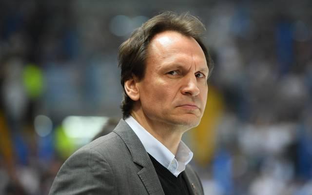 Pavel Gross kassierte mit Mannheim die dritte Pleite in Folge
