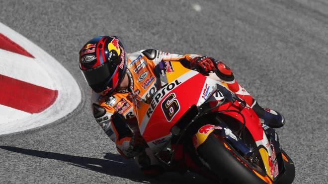 Stefan Bradl fährt für den verletzten Marc Marquez in der MotoGP