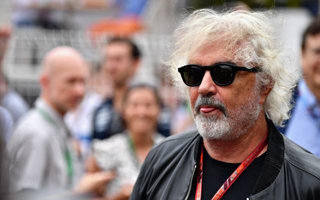 Flavio Briatore ist begeistert von Ferrari-Pilot Charles Leclerc