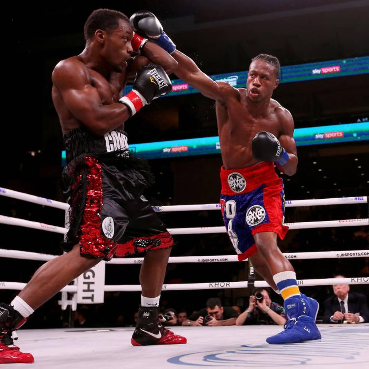 Sport-Tag: Boxer stirbt nach K.o.
