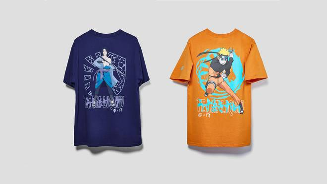 Team Sazuke oder Team Naruto? Team Liquid bietet euch daneben auch Sakura und Kakashi an