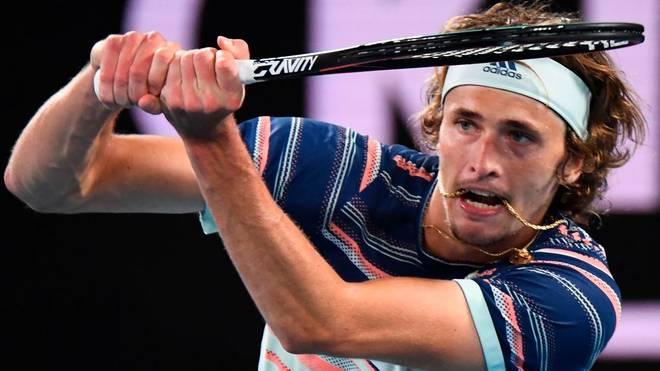 Für Tennis-Star Alexander Zverev ist Andre Agassi ein Vorbild