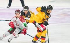 Eishockey / Deutschland Cup