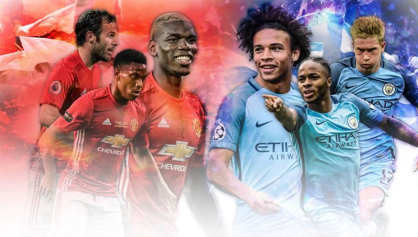 Das Duell zwischen Manchester United und Manchester City ist am Samstag um 13.30 Uhr nicht nur das Duell der beiden Startrainer Pep Guardiola und Jose Mourinho. Blickt man auf die Transfers der letzten Jahre, ist es auch ein 800-Millionen-Euro-Duell. SPORT1 blickt auf das teuerste Spiel der Welt