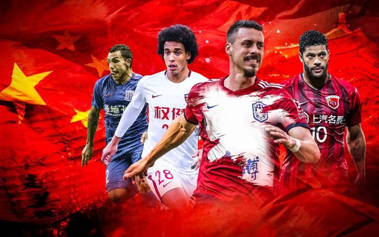 Die chinesische Super League boomt! Immer mehr internationale Stars zieht es ins Reich der Mitte. Jüngstes Mitglied ist Bayerns Stürmer Sandro Wagner, aber auch andere Stars und Star-Trainer sind oder waren schon in China