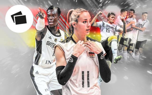 Deutsche Mannschaften und ihre Chance auf Olympia 2020 in Tokio
