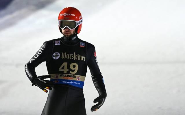 Markus Eisenbichler schaffte es nicht in die Top Ten