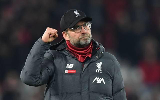 Jürgen Klopp und der FC Liverpool wollen gegen die Wolverhampton Wanderers den nächsten Sieg