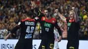Handball-WM: Deutschland vs. Norwegen im Head-to-Head