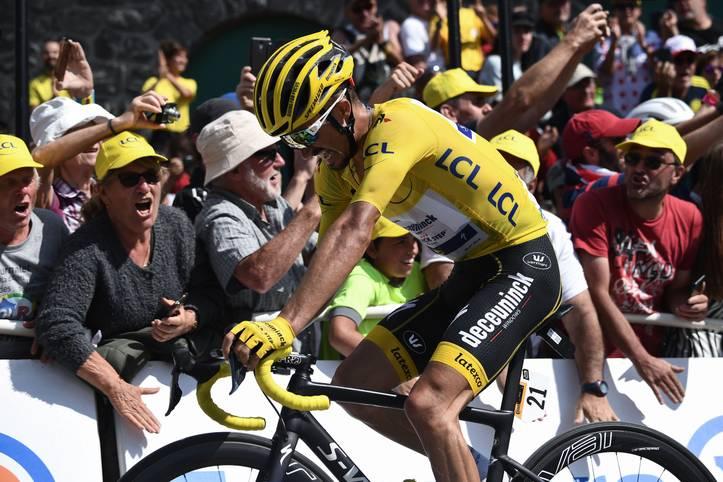 15 von 21 Etappen sind bei der diesjährigen Tour de France absolviert. Zur Freude der vielen französischen Radsportfans fährt mit Julian Alaphilippe ein Lokalmatador im Gelben Trikot in die abschließende Woche